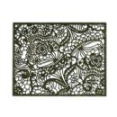664181 Sizzix Thinlits Die - Intricate Lace by Tim Holtz